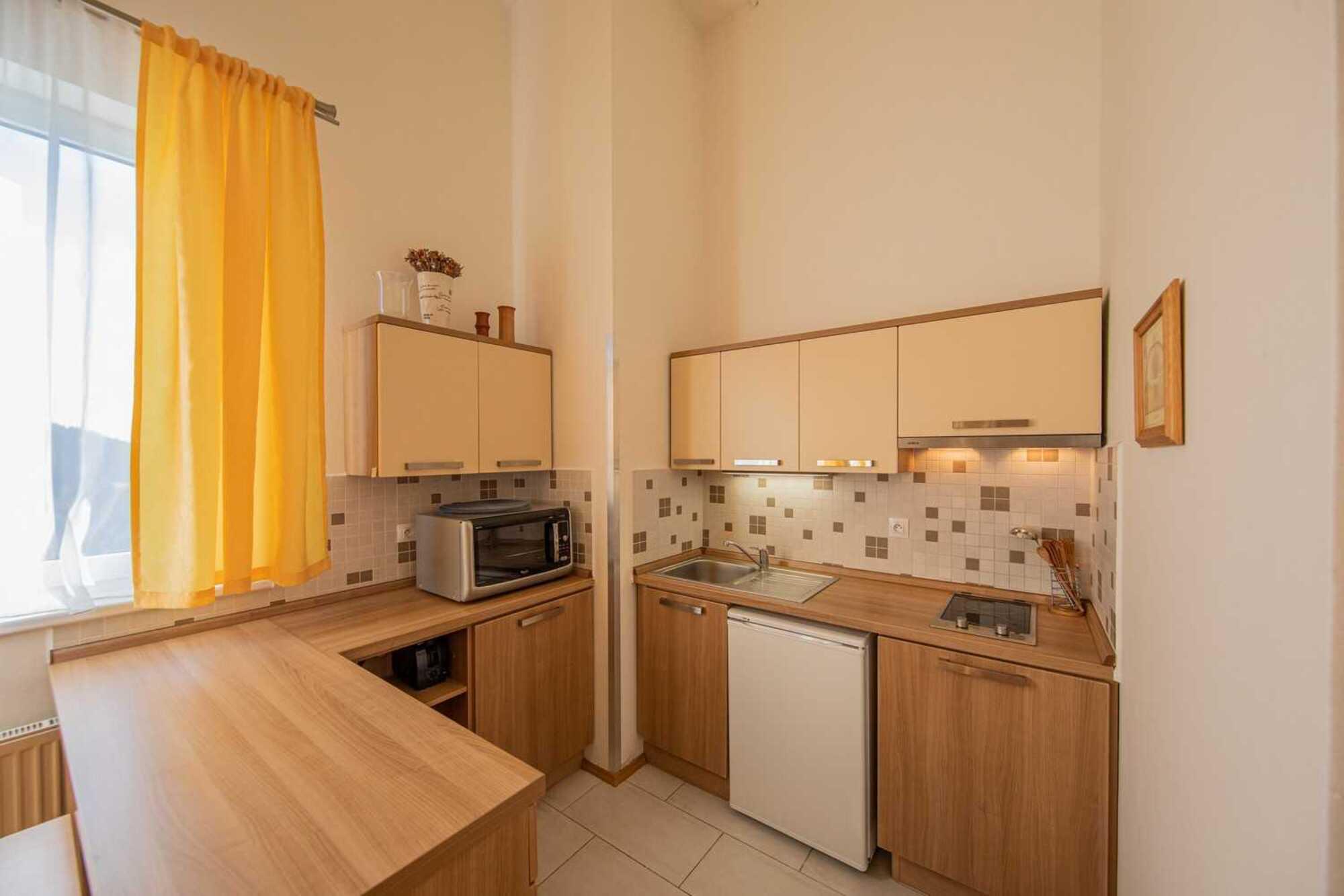 apartmány v Černohorském sedle